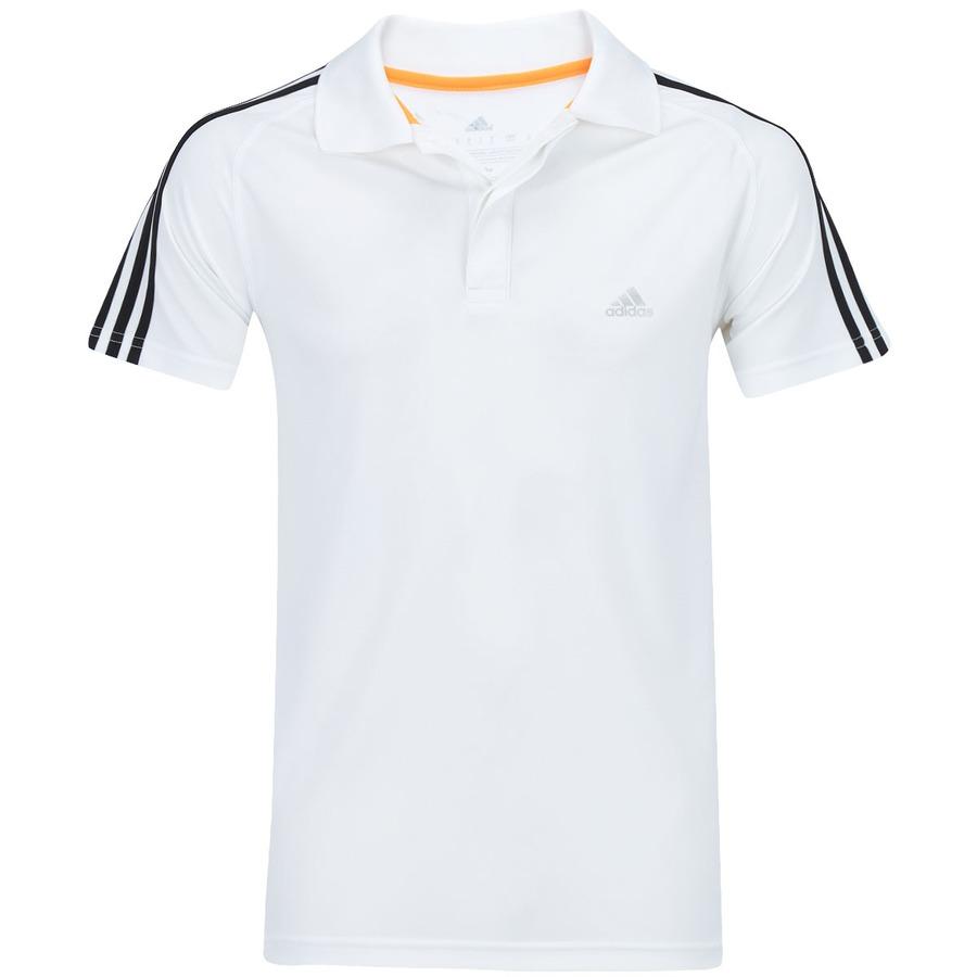 Camisa Polo adidas Clima - Masculina ... 893bea0be1574