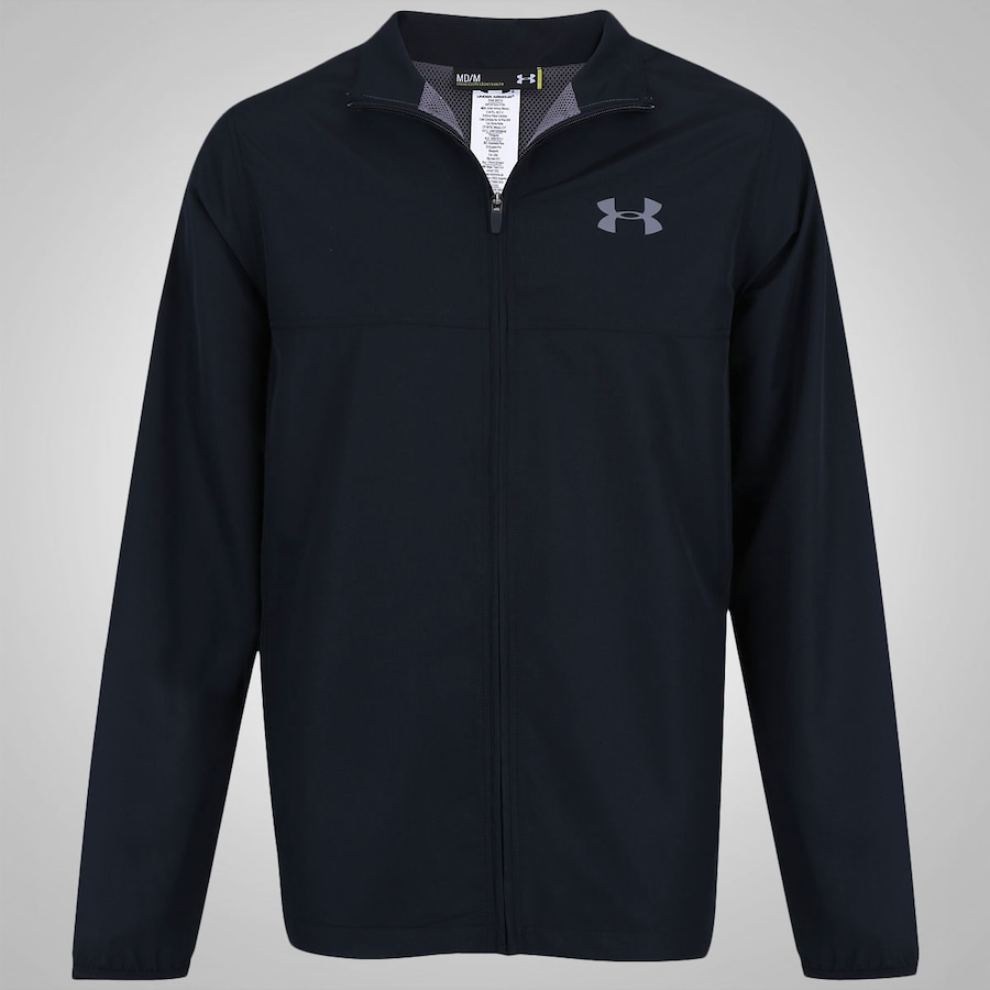 cacd7779cba Jaqueta Under Armour Vital Woven Warm Up - Masculina