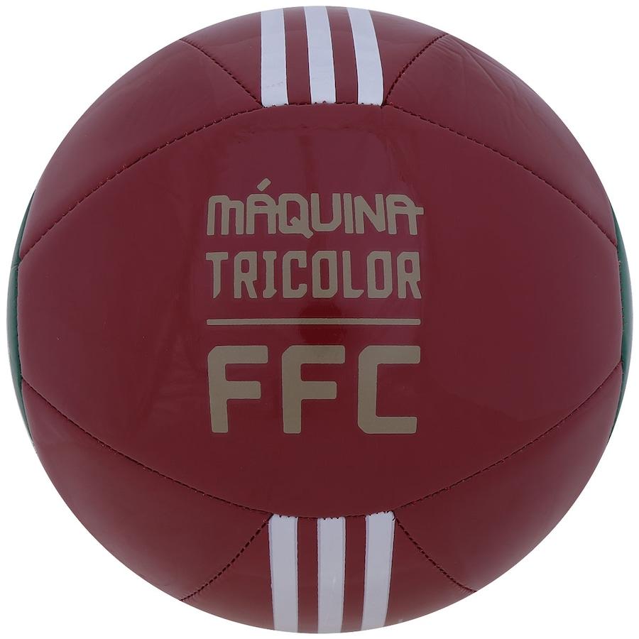f806fbaaa1 ... Bola de Futebol de Campo adidas Fluminense Máquina Tricolor ...