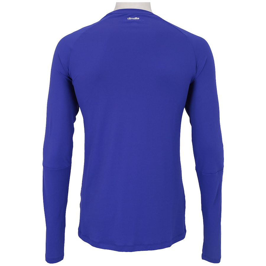 ... Camiseta Manga Longa adidas 3S Poliamida – Masculina ... fd722c2d8c091