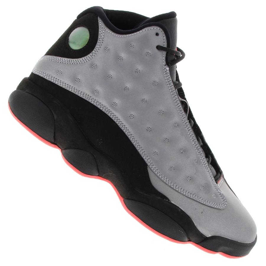 6dec838313f Tênis Nike Air Jordan 13 Retro PRM Masculino