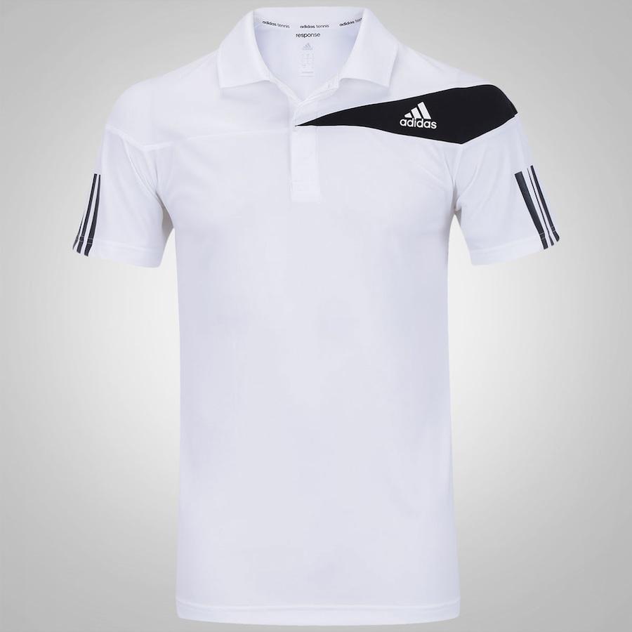 1ac43d7c1de Camisa Polo adidas Response – Masculina
