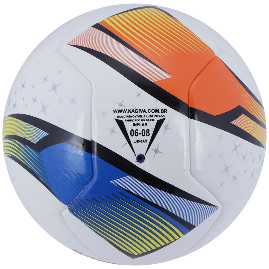Bola de Futsal Kagiva F5 Brasil 43ab098acec49