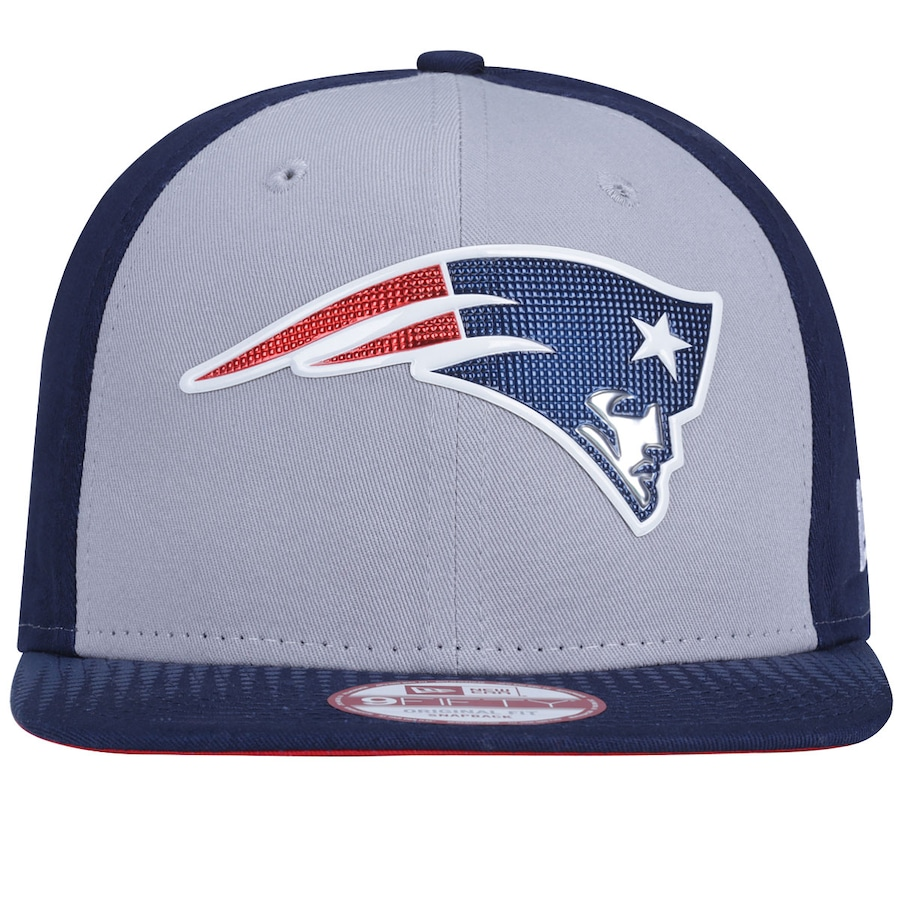 Boné Aba Reta New Era New England Patriots - Snapback - Adu 861415f322e