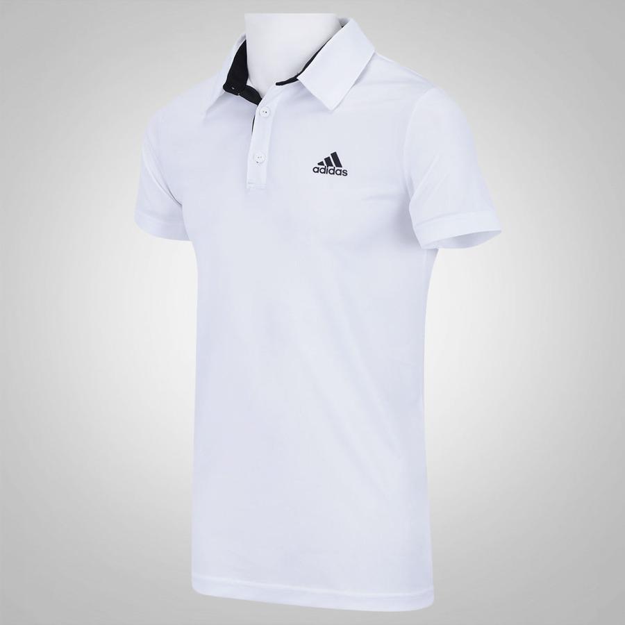 Camiseta Polo adidas Sequential Tennis - Masculina 2e69590cbfbd6