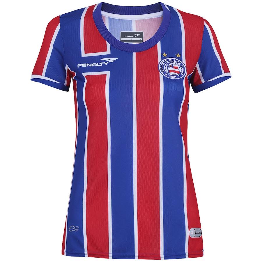 Camisa Penalty Bahia II 2015 Feminina aaab01c6752f4