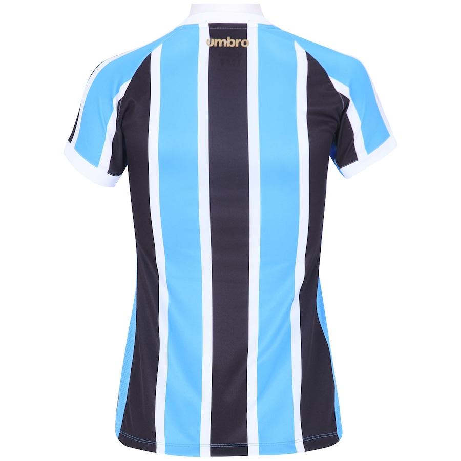 518d2fc088fc6 ... Feminina Camisa do Grêmio I 2015 s nº Umbro ...