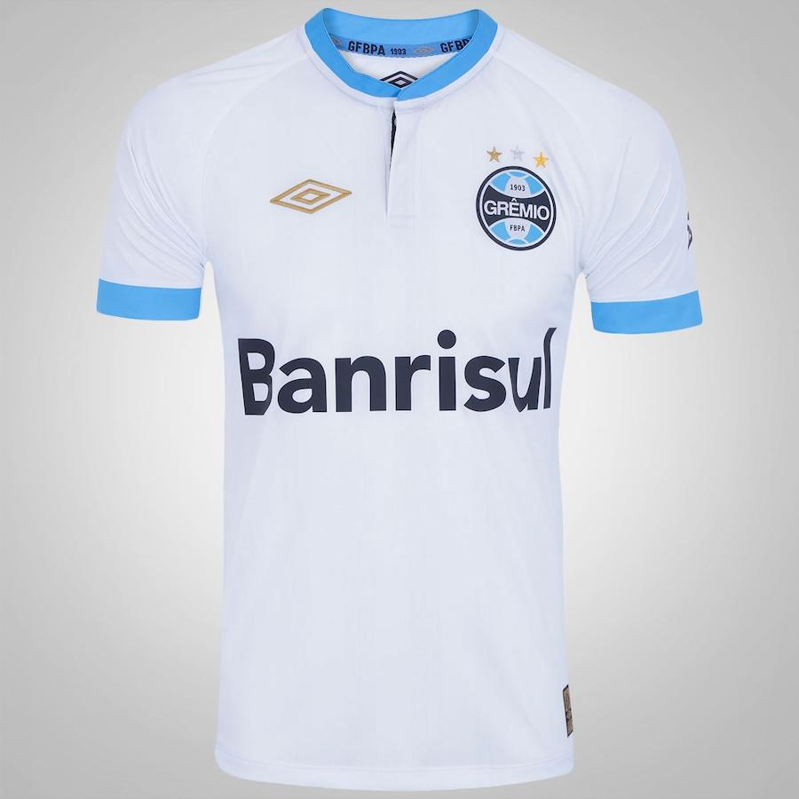 5be94beb16 Camisa do Grêmio II 2015 s nº Umbro