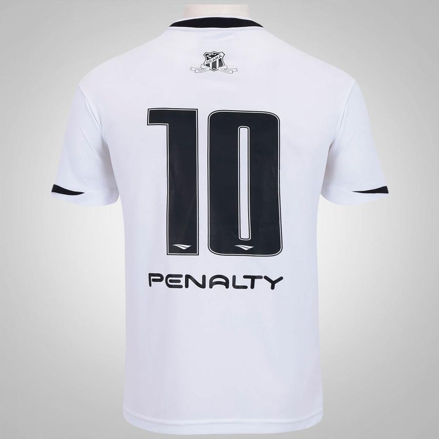 19cd9cca43b6a Camisa do Ceará II 2015 N° 10 Penalty