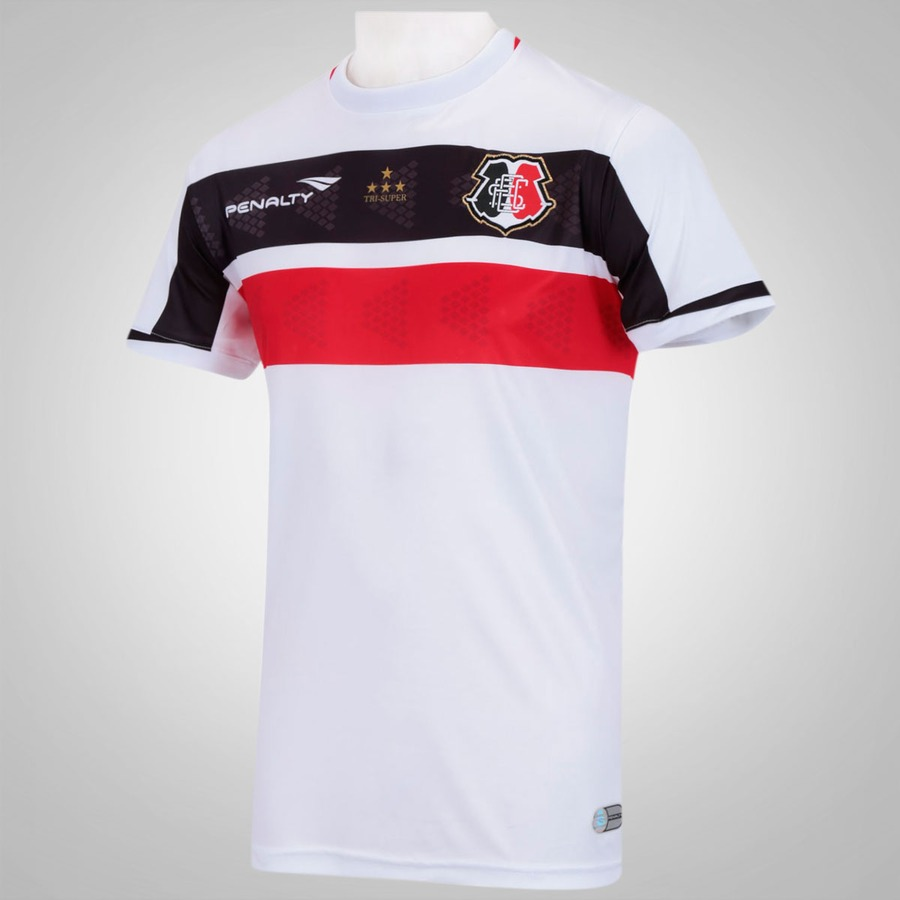 Camisa do Santa Cruz II 2015 nº 10 Penalty 62d0348fdb
