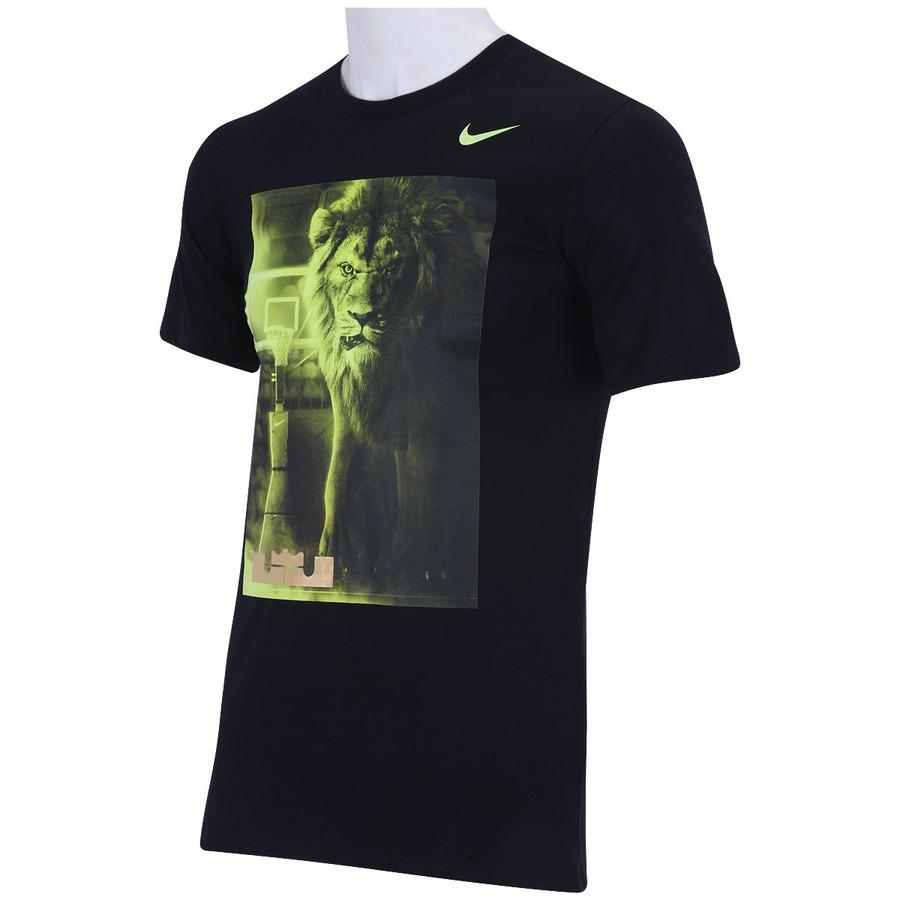 e012acef05b28 ... Camiseta Nike Lebron Player - Masculina ...