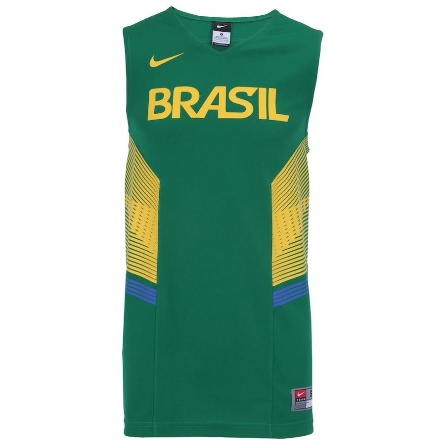 Camiseta Regata Nike WC Brasil Réplica 175837108f923