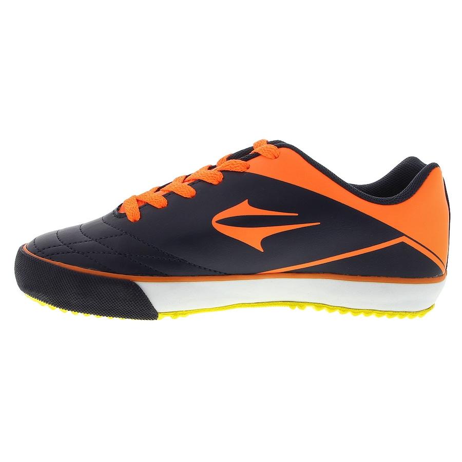 ... Chuteira Futsal Topper Frontier VII IN - Infantil ... 173f7c0141480