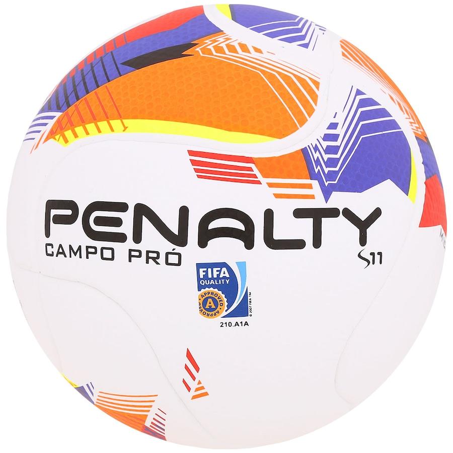 Bola de Futebol de Campo Penalty S11 Campo Pró 490e9b64570b1