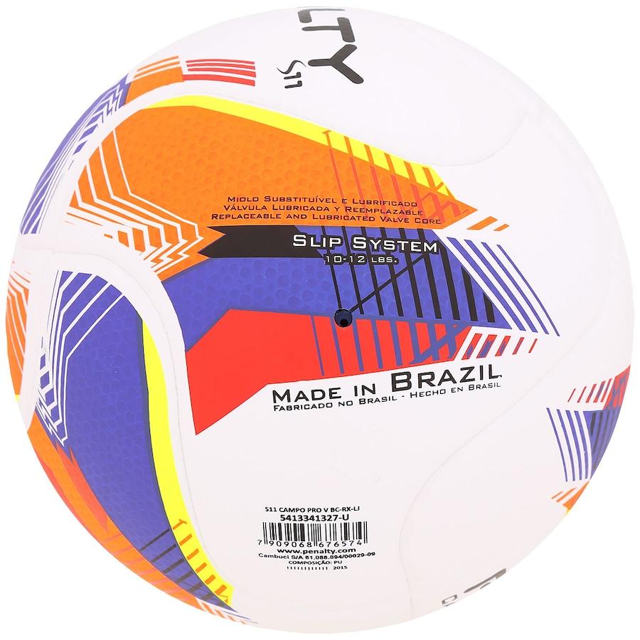 Bola de Futebol de Campo Penalty S11 Campo Pró f820df0084d1a