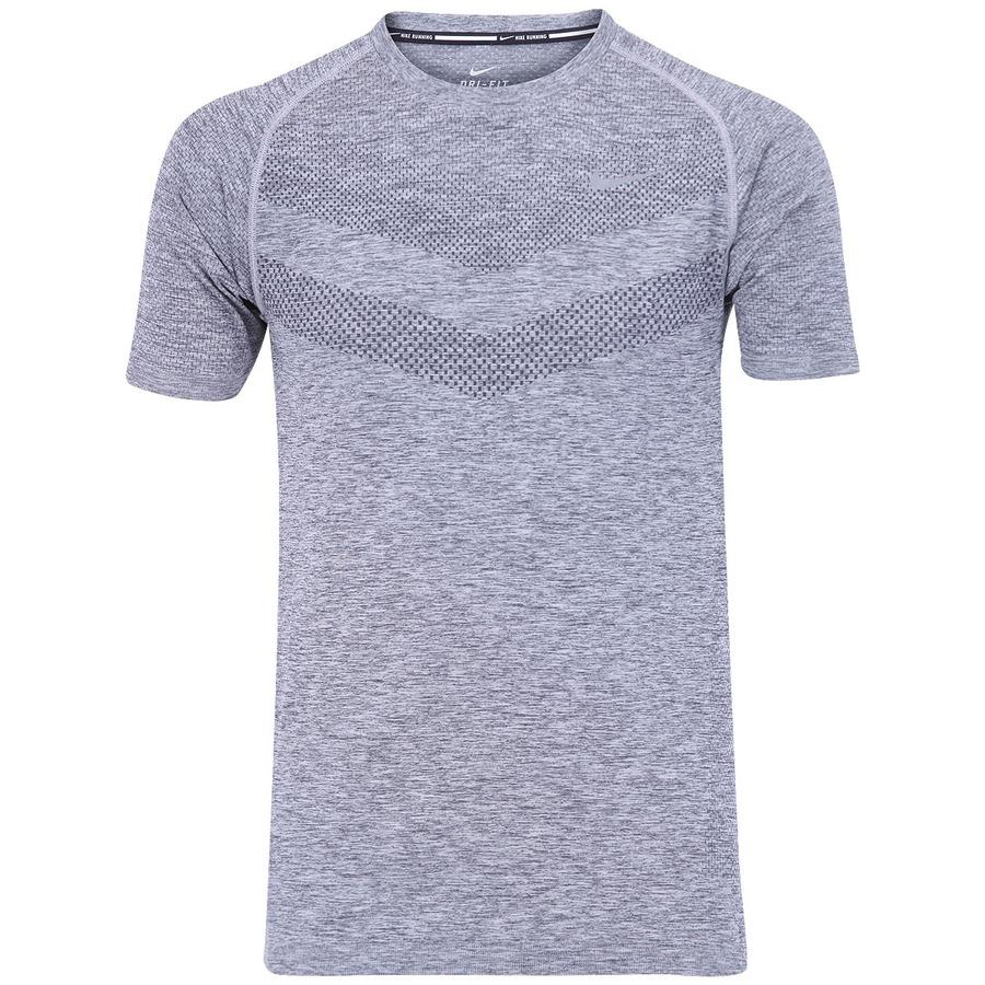 801ae461cd Camiseta Nike Dri-Fit Knit Masculina
