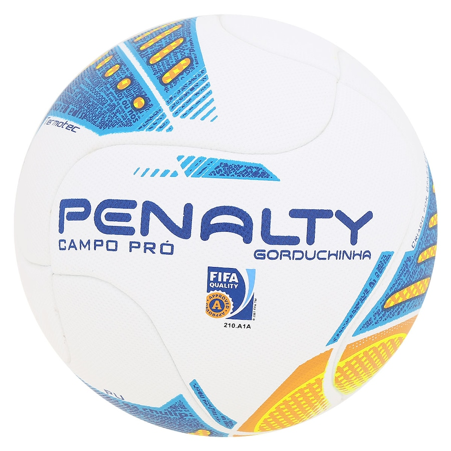Bola de Futebol de Campo Penalty Gorduchinha Termotec Pro V 7499d6bd43af7