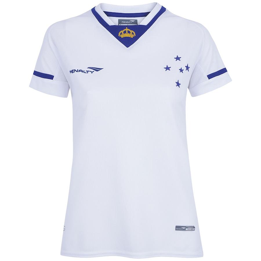 Camisa do Cruzeiro II 2015 s nº Penalty Feminina 8c909cbd11571