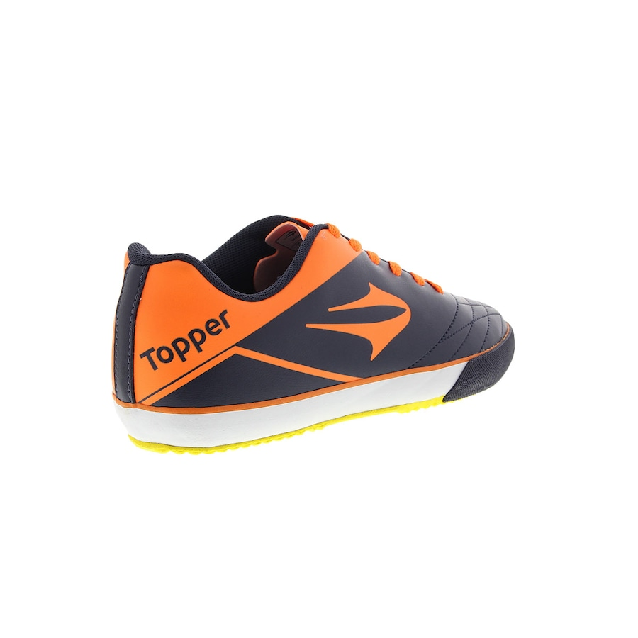9f85cb7134 Chuteira de Futsal Topper Frontier VII IN