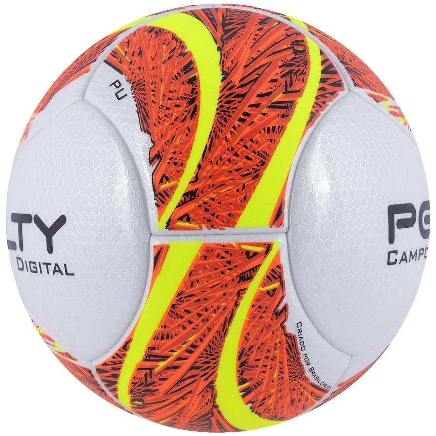 5a6614ec18 Bola de Futebol de Campo Penalty Digital Termotec V