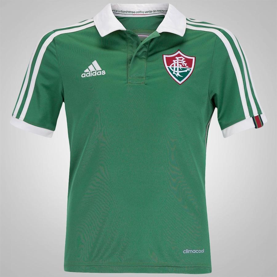 dfcaac7853 Camisa do Fluminense III 2015 Infantil - Centauro.com.br
