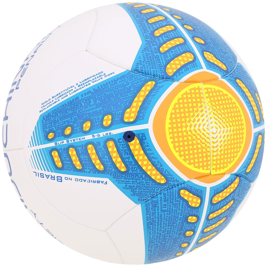Bola de Futebol Society Penalty Gorduchinha Ultra Fusion V c53dba96682eb