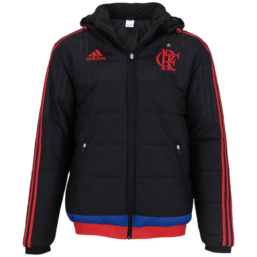 3443bea5af Jaqueta Flamengo adidas Pesada Masculina