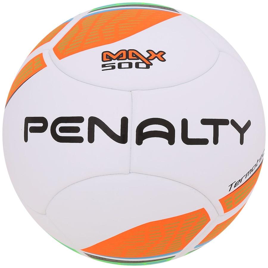 Bola de Futsal Penalty Max 500 Termotec V 4e68311a9d1ca