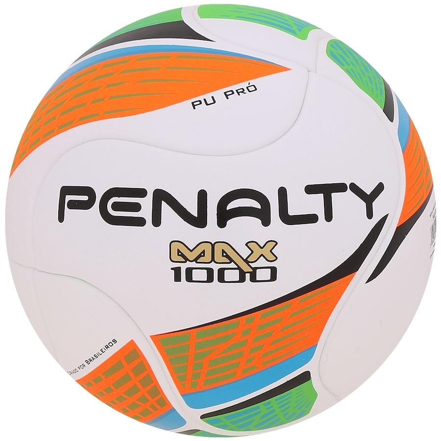 Bola de Fuebol de Salão Penalty Max 1000 748df782eb8d0