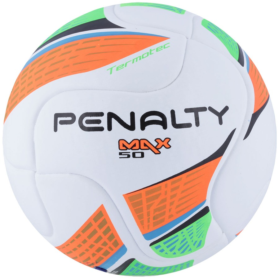 0f8e3aec3d Bola de Futsal Penalty Max 50 Termotec V