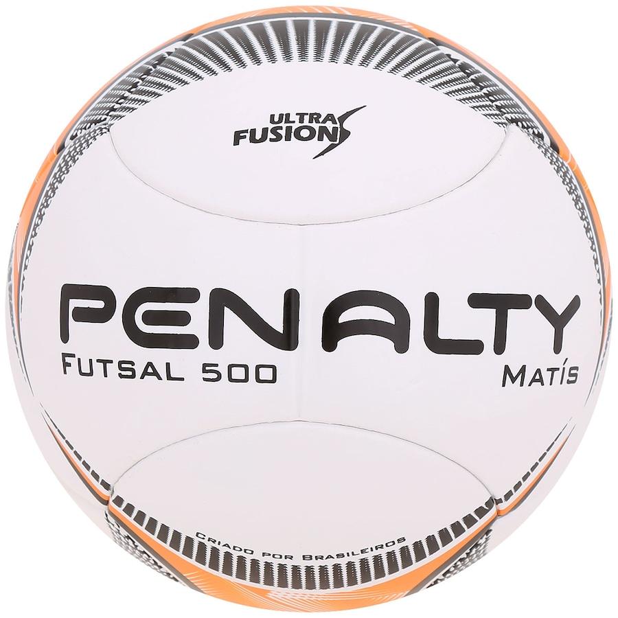 Bola de Futsal Penalty Matís 500 Ultra Fusion V 6fdf826b0e106