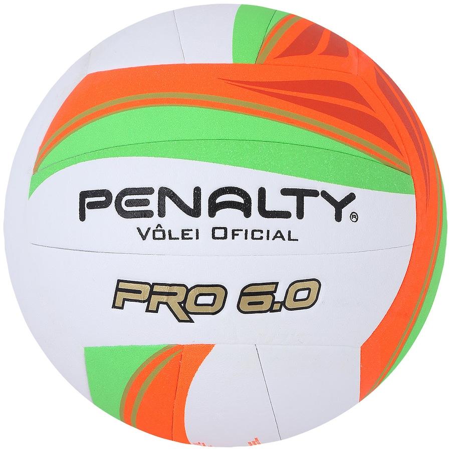 Bola de Vôlei Penalty 6.0 Pro V 3d233732dfa16