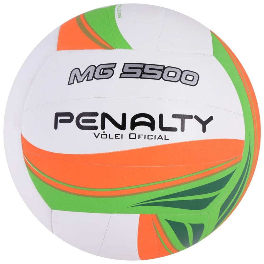 Bola de Vôlei Oficial Penalty MG 5500 a18ffbeaba177
