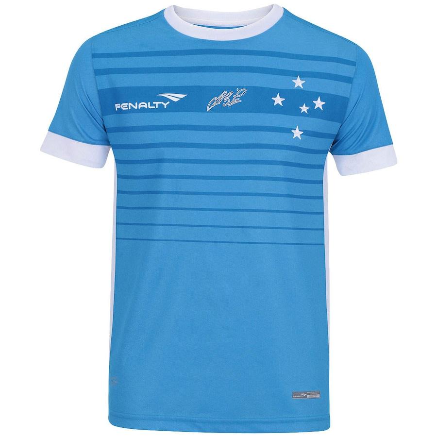 Camisa de Goleiro do Cruzeiro III 2015 Penalty 7278d037b3e68