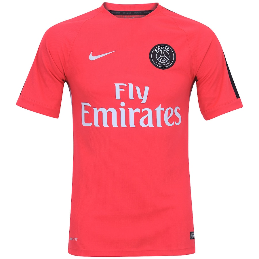Camisa de Treino do Paris Saint-Germain Nike 2014-2015 b32dc35c4a374