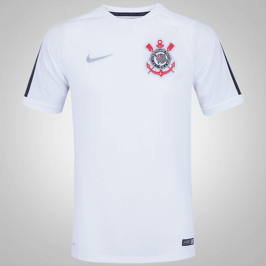 Camisa de Treino do Corinthians Nike Masculina bd5e804810377