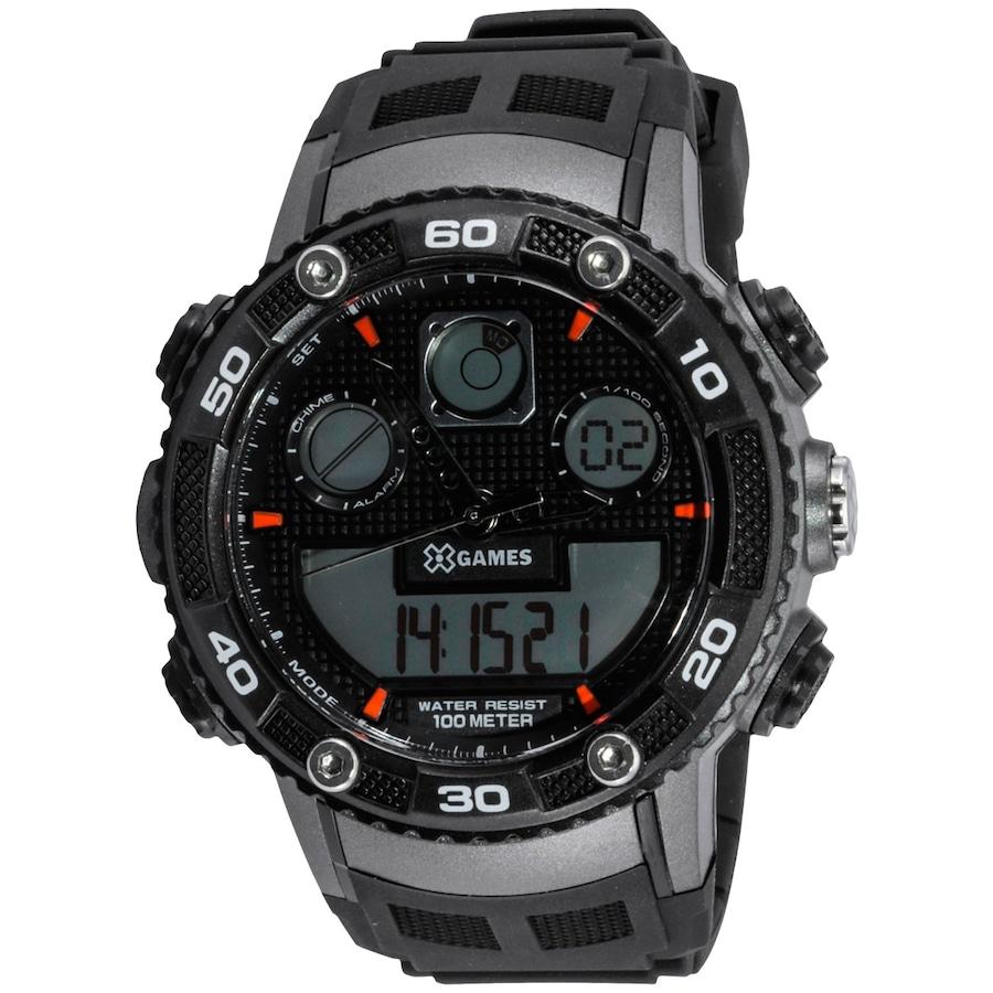 5521043fd34 Relógio Digital Analógico X Games XMPPA143 - Masculino