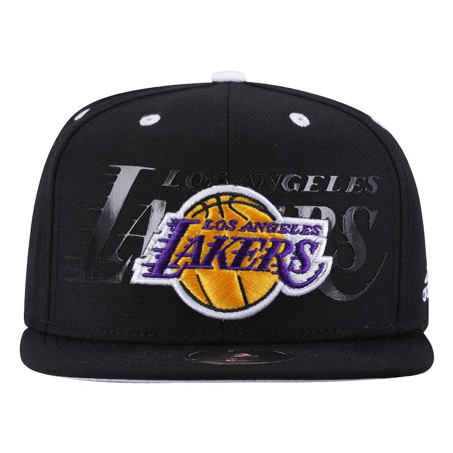 b290212c8eedd Boné Aba Reta adidas NBA LA Lakers - Snapback - Adulto