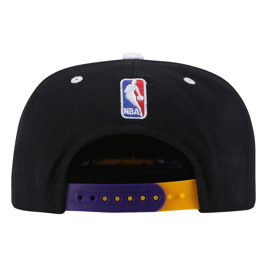 34290a1370a65 ... Boné Aba Reta adidas Los Angeles Lakers - Snapback - Adulto ...