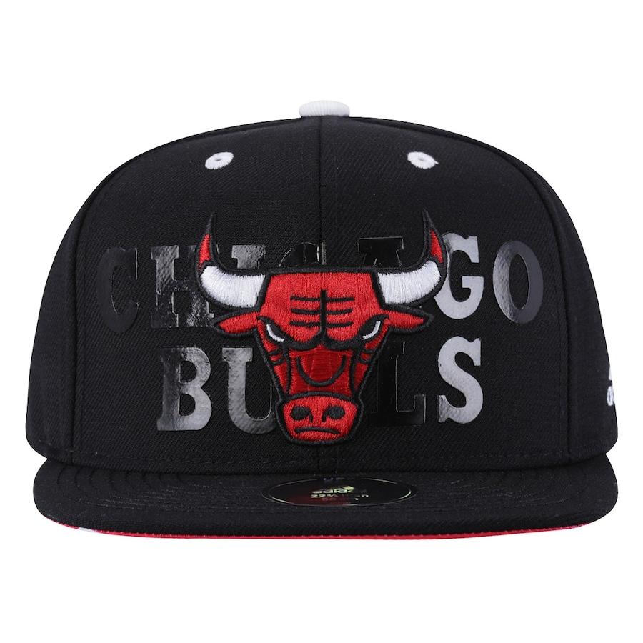 Boné Aba Reta adidas Chicago Bulls - Snapback - Adulto 853baff2a69