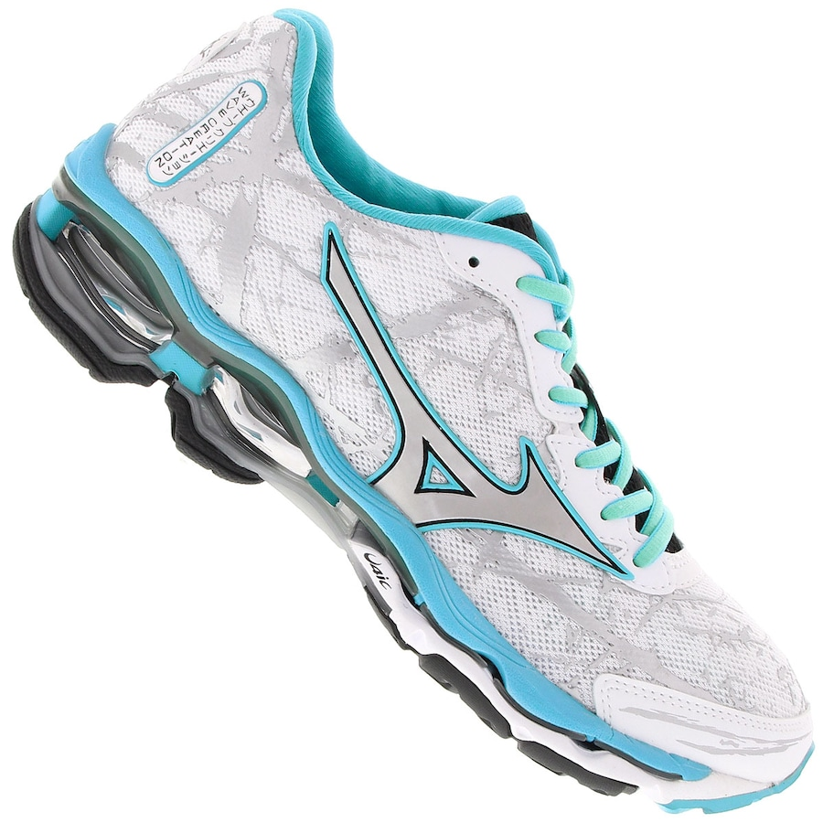 27f61e1611b Tênis Mizuno Wave Creation 16 Feminino