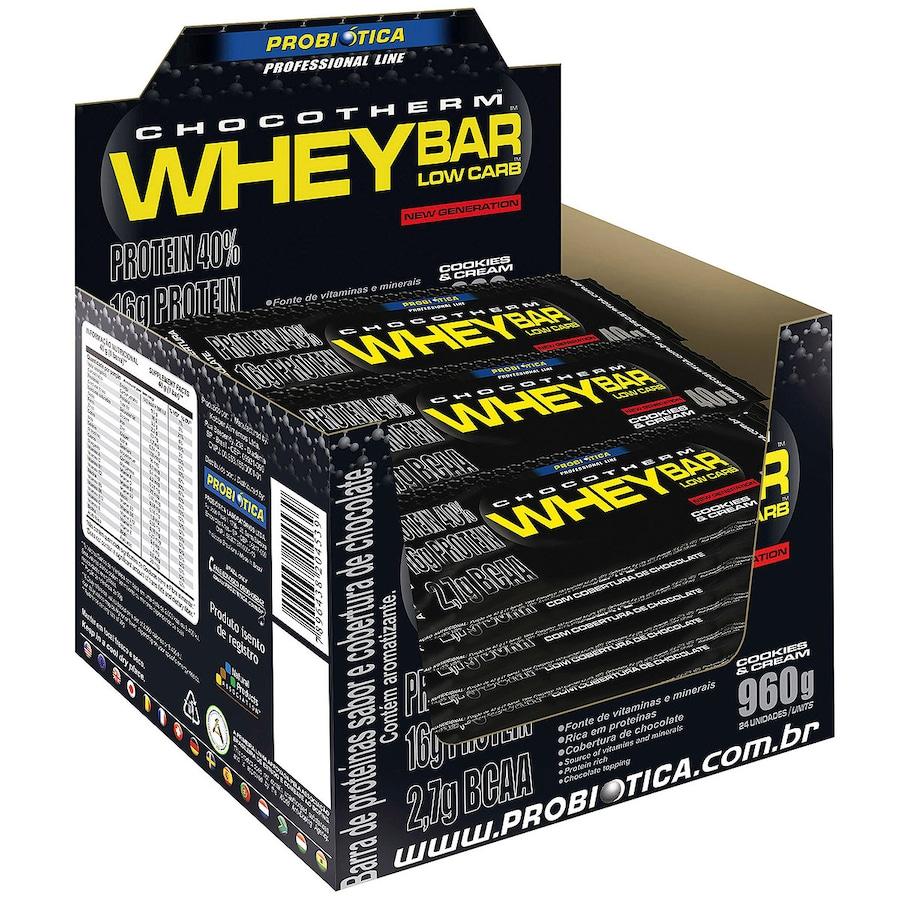14093c5b4 Whey Bar® High Protein 960 g Probiótica