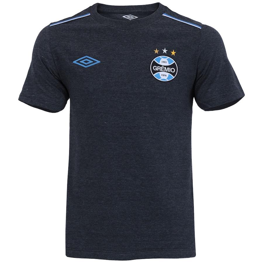 Camiseta do Grêmio Viagem 2015 Umbro - Centauro.com.br 2d3d6773735db