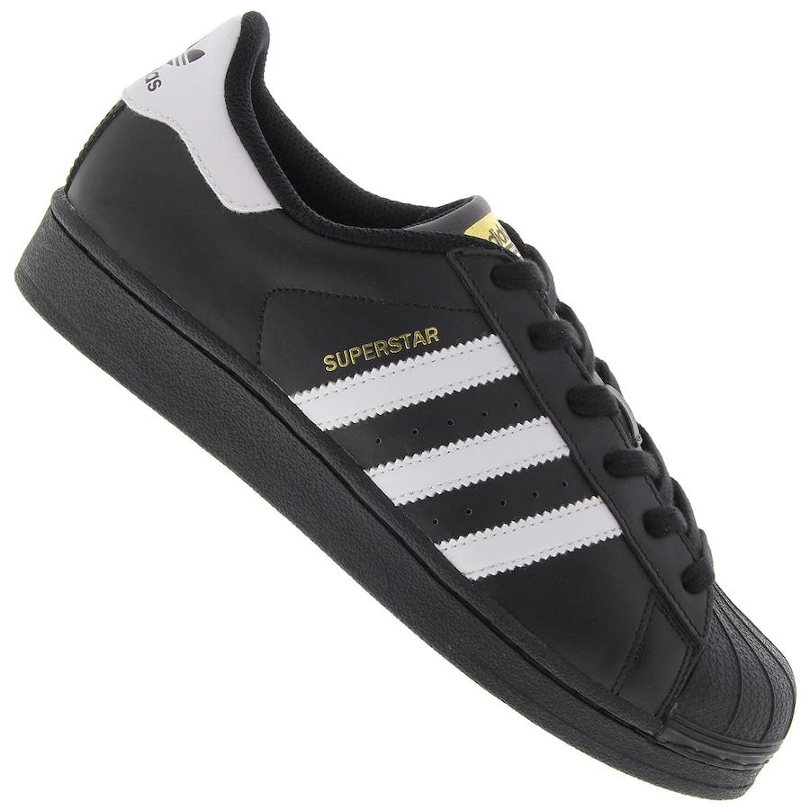 4939497450 Tênis adidas Superstar Foundation - Infantil