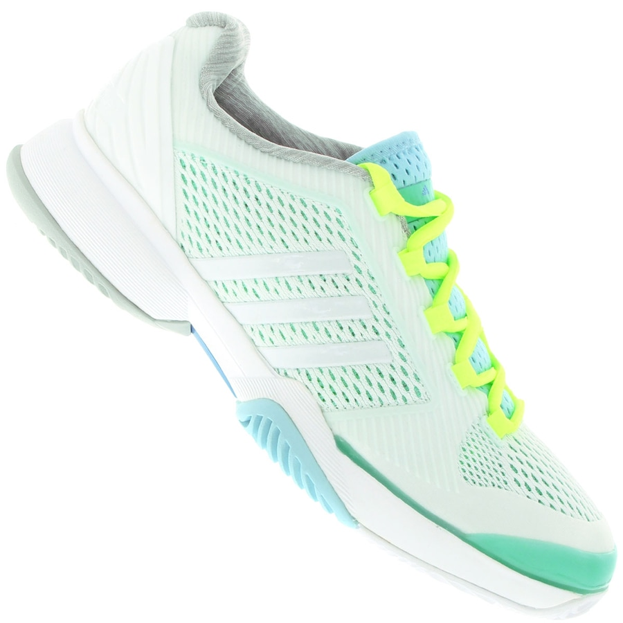 d9e68057107 Tênis Adidas Stella McCartney Barricade 2015 Feminino