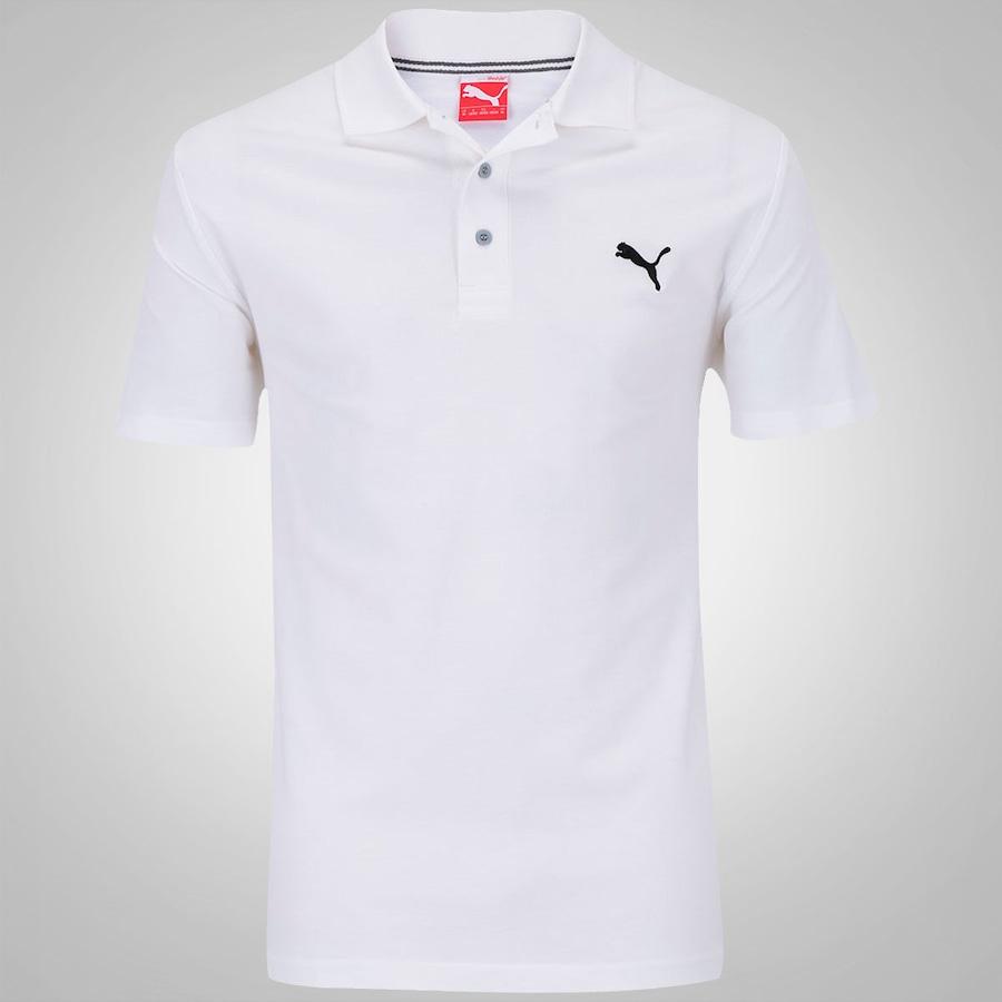 6468bcb755 Camisa Polo Puma Ess Masculina