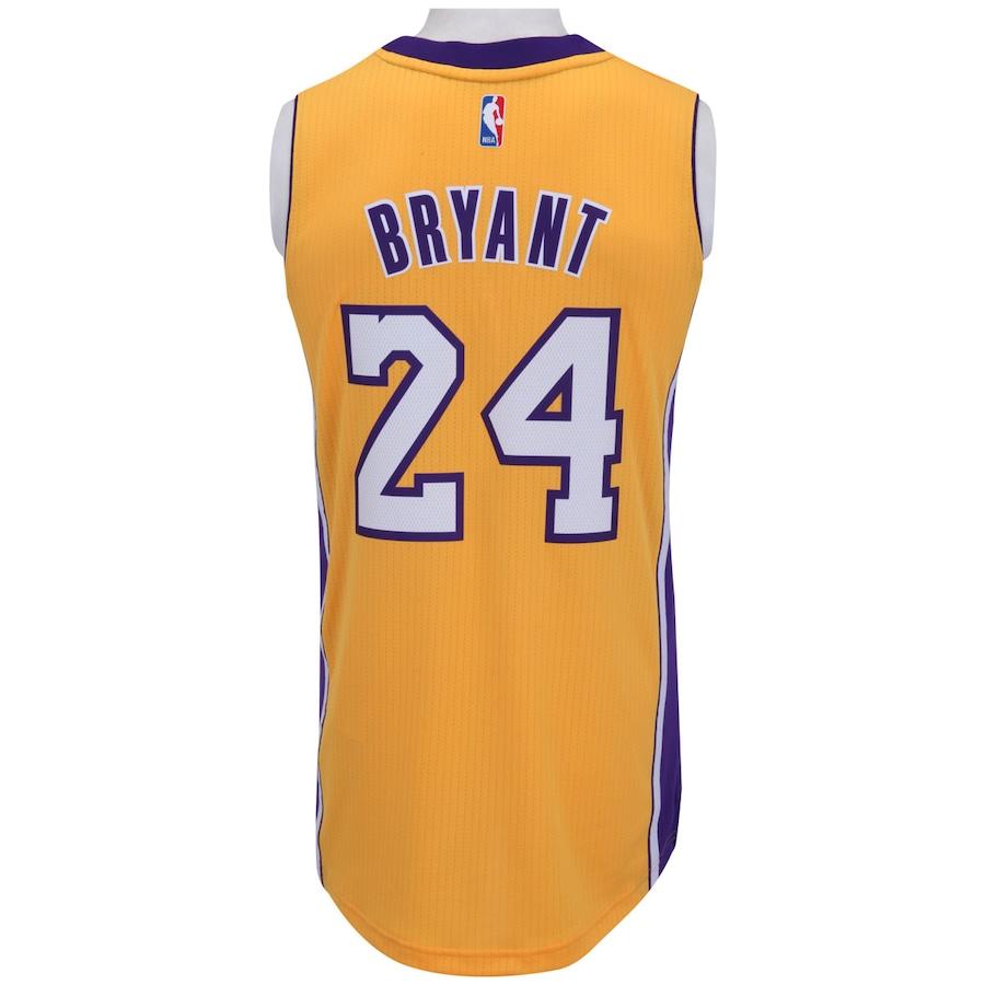 38b5d5a1a9 ... Camiseta Regata adidas Swingman Los Angeles Lakers - Masculina ...