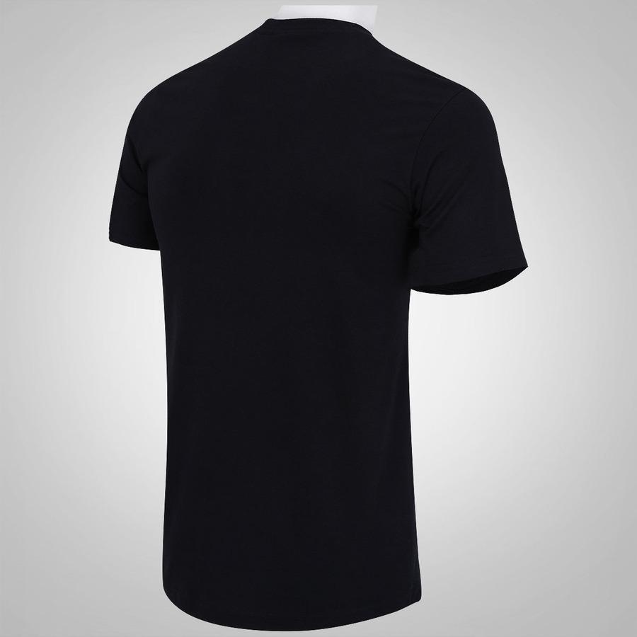 Camiseta Kappa Itália - Masculina fd34761128456