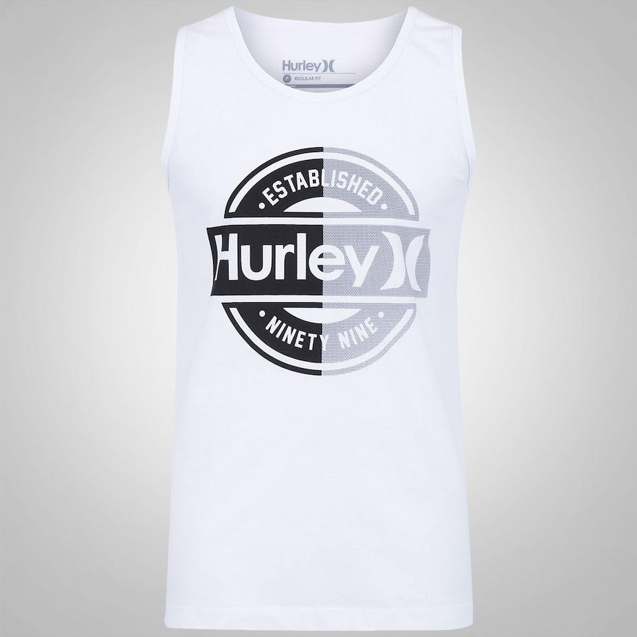 55df07cdaf Camiseta Regata Hurley Accredited Masculina