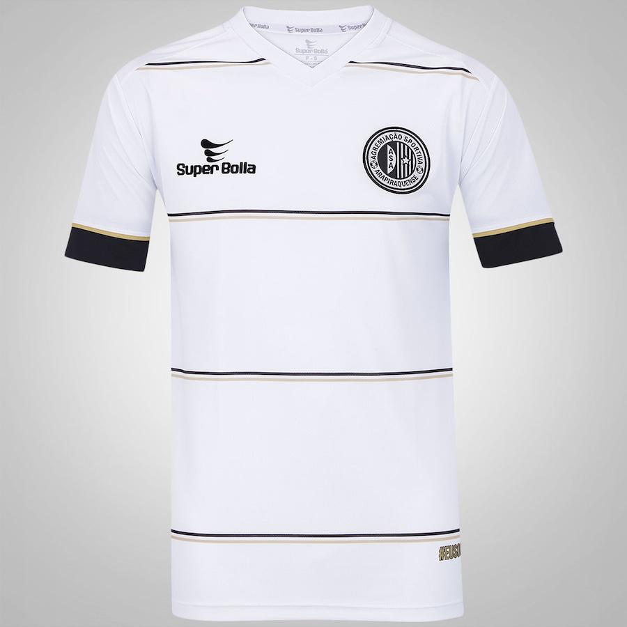 0beaa1229e Camisa do ASA II 2015 c nº Super Bolla